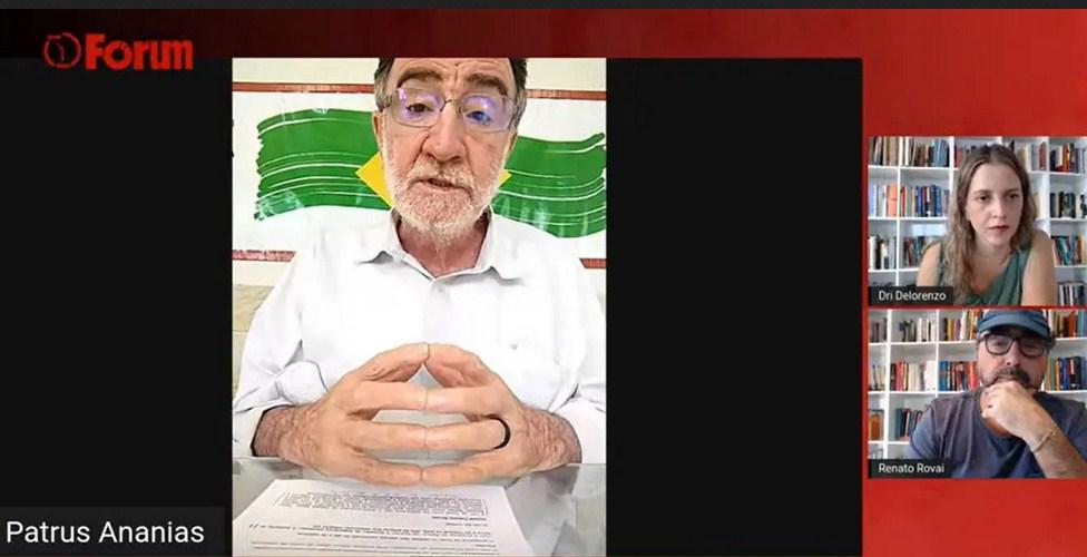 """Patrus Ananias: """"Novo Bolsa Família de Bolsonaro é uma farsa"""""""