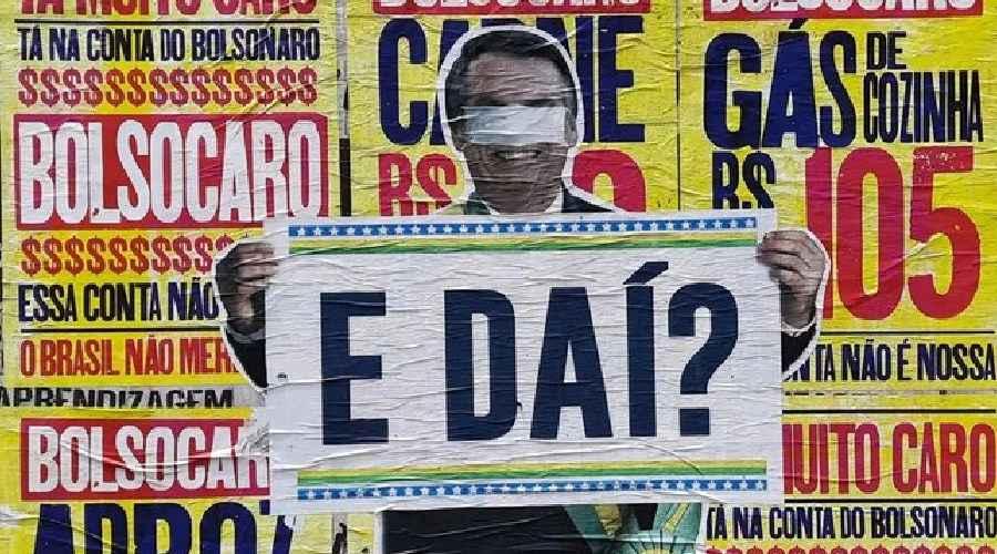 Bolsonaro e Guedes já aumentaram gasolina em 73,4% neste ano para favorecer Faria Lima e Wall Street